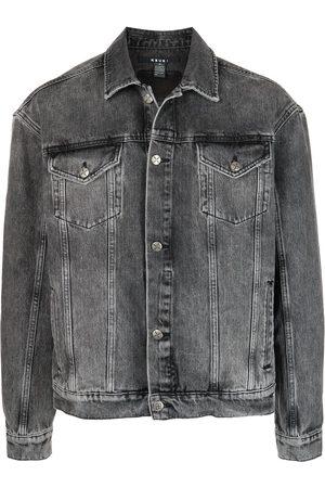 KSUBI Asphalt denim jacket - Grey