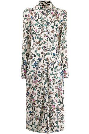 Cubus Minerva Secret Garden-print dress