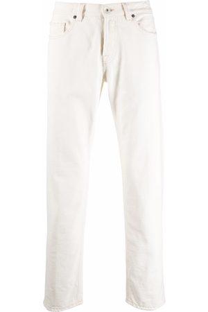 ELEVENTY Slim-cut jeans - Neutrals