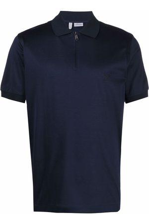 Brioni Men Polo Shirts - Short-sleeve cotton polo shirt
