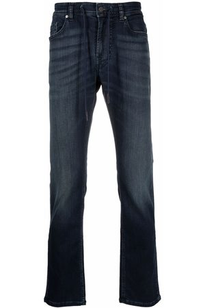 7 For All Mankind Men Slim - Mid-rise slim-fit jeans
