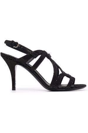Salvatore Ferragamo Women Sandals - Strap-detail open-toe sandals