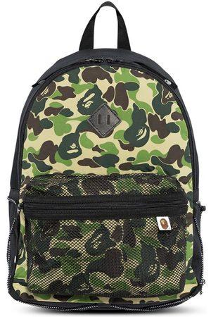 A Bathing Ape Rucksacks - ABC Bungee Cord backpack
