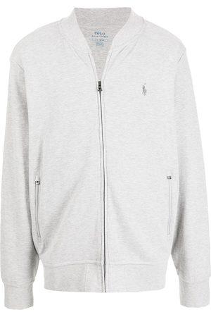 Polo Ralph Lauren Men Cardigans - Zip front cardigan - Grey