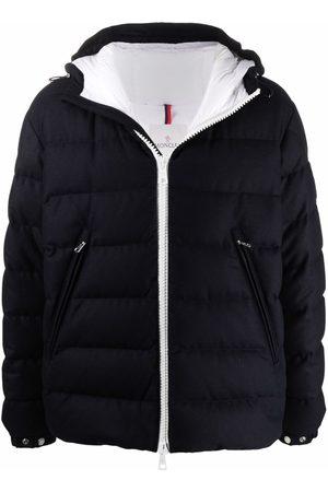 Moncler Vabb padded virgin wool jacket