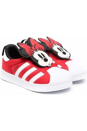 adidas Mickey Mouse low-top sneakers