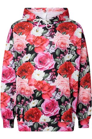 Anti Social Social Club Guard Down Flower hoodie - Multicolour