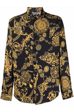 VERSACE Regalia Baroque printed shirt