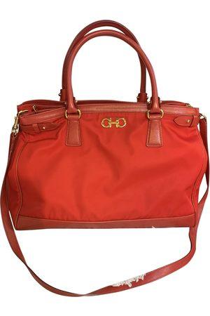 Salvatore Ferragamo Cloth Handbags