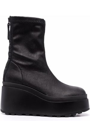 Vic Matie Flatform-sole ankle boots
