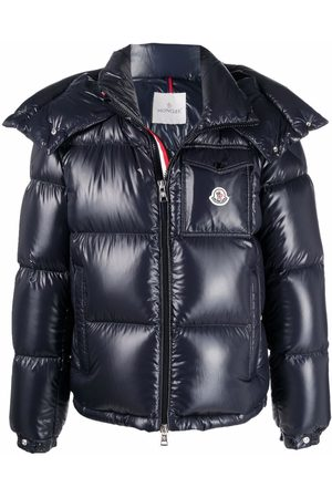Moncler Men Puffer Jackets - Montbeliard puffer jacket