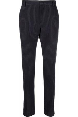 Dondup Pinstripe slim tailored trousers
