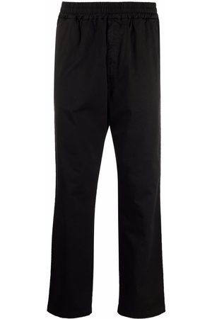 BARENA Straight-leg elasticated trousers