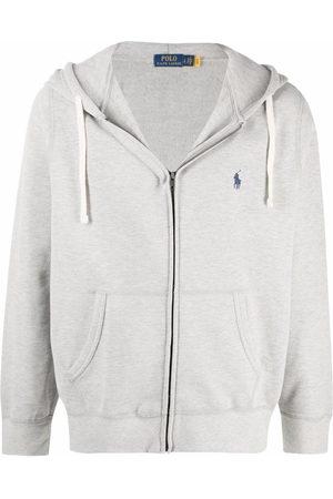Polo Ralph Lauren Polo Poney zip-up hoodie - Grey