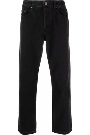 Kenzo Cropped tapered jeans