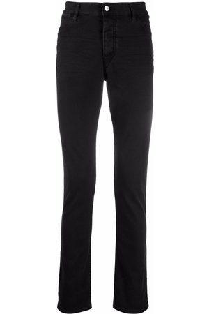 IRO Slim-cut low-rise jeans