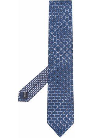 Salvatore Ferragamo Monogram silk tie