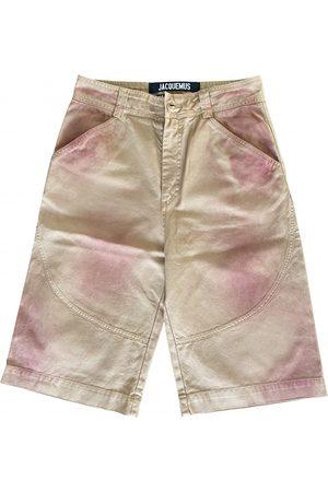 Jacquemus Cotton Shorts