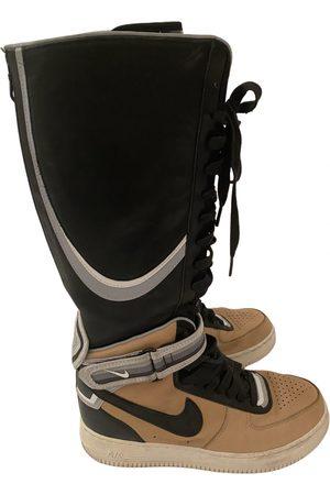 Riccardo Tisci Leather boots