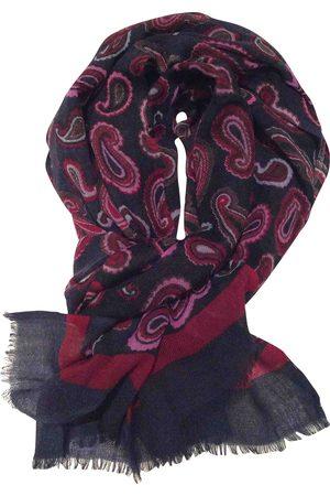 Francesco Smalto Wool scarf & pocket square
