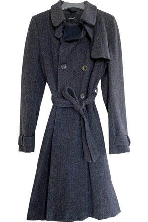 Isabel Marant Wool trench coat