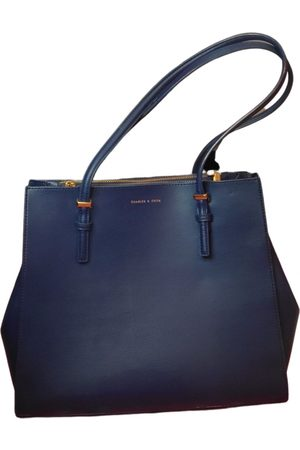 CHARLES & KEITH Women Purses - Leather tote