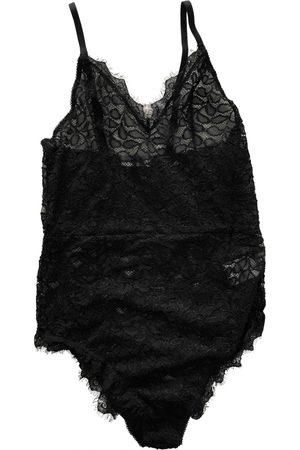 ANINE BING Lace corset