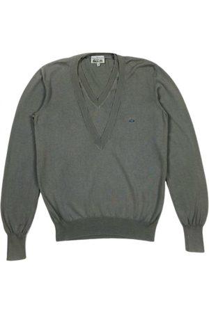 Vivienne Westwood Grey Cotton Knitwear & Sweatshirt