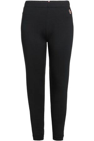 Moncler Women's Technical Ski Polartec Fleece Pants - - Size Large
