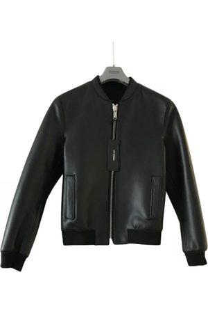 Les Hommes Men Leather Jackets - Leather jacket