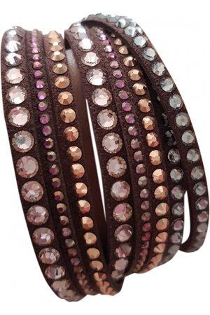 Swarovski Slake leather bracelet