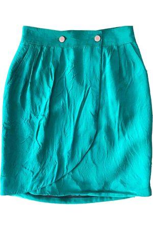 RAG&BONE Silk mini skirt
