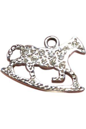 Dodo White gold pendant