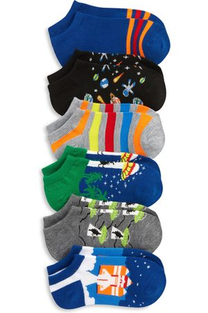 Tucker + Tate Toddler Boy's Assorted 6-Pack Lowcut Socks