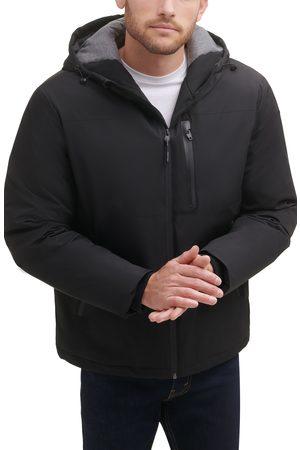 Cole Haan Men's Water Resistant Down & Feather Fill Coat