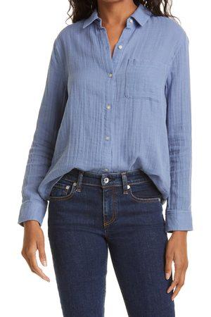 Rails Women's Ellis Long Sleeve Button-Up Shirt