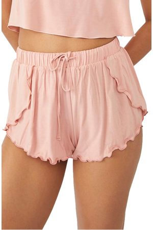 Free People Women's Intimately Fp Essential Lounge Shorts