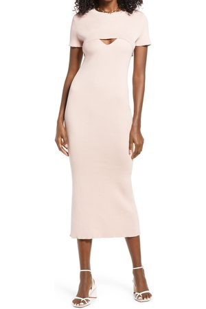 Open Edit Women's Crop Top & Sweater Dress