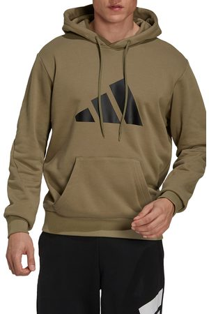 adidas Men's Future Icons Logo Graphic Hoodie
