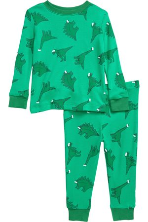 Nordstrom Infant Boy's Tucker + Tate Glow In The Dark Fitted Two-Piece Pajamas