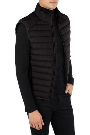 Save The Duck Men's Liam Matte Finish Puffer Vest