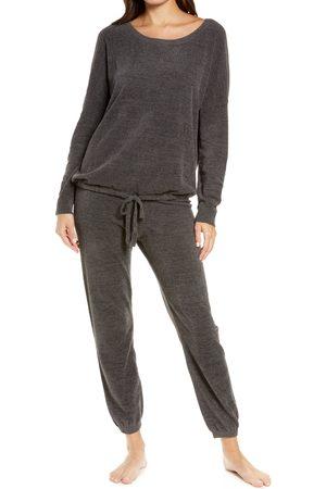 Barefoot DreamsR Women's Barefoot Dreams Cozychic(TM) Luxe Long Sleeve Pajamas