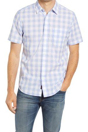 Faherty Men's Playa Short Sleeve Button-Up Shirt
