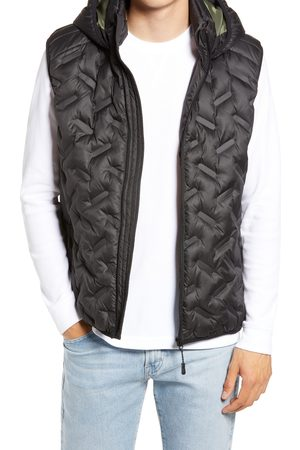 Noize Men's Quilted Puffer Vest