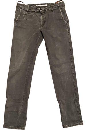 DEPARTMENT 5 Anthracite Cotton Jeans