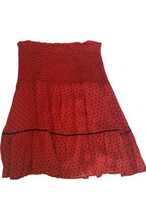 Ganni Spring Summer 2020 mini skirt