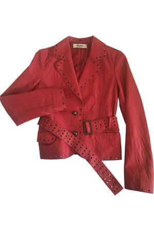 MASNADA Leather Jackets