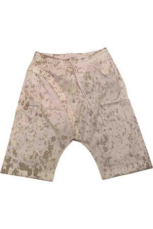 LOST & FOUND RIA DUNN Cotton Shorts