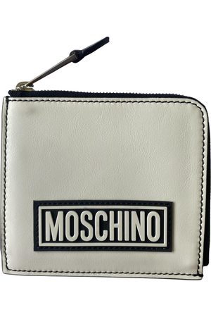 Moschino Men Wallets - Leather small bag