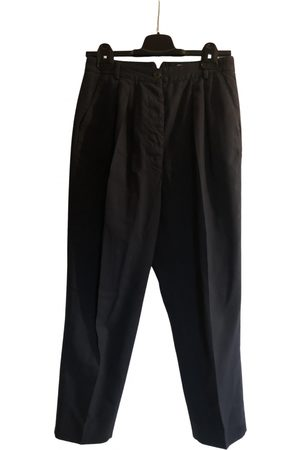 Viktor & Rolf Wool chino pants